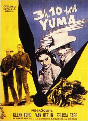 "poster for ""3h10 to Yuma&quot"