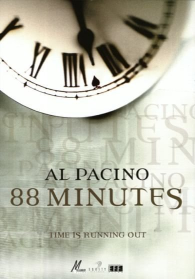 "poster for ""88 Minutes&quot"