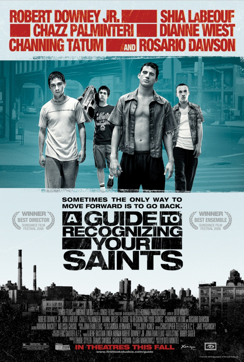 "poster for ""A Guide to Recognizing your Saints"" by Dito Montiel (2006)"