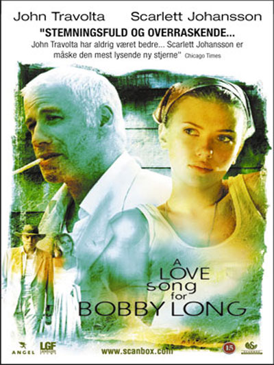 "poster for ""A Love Song For Bobby Long"""