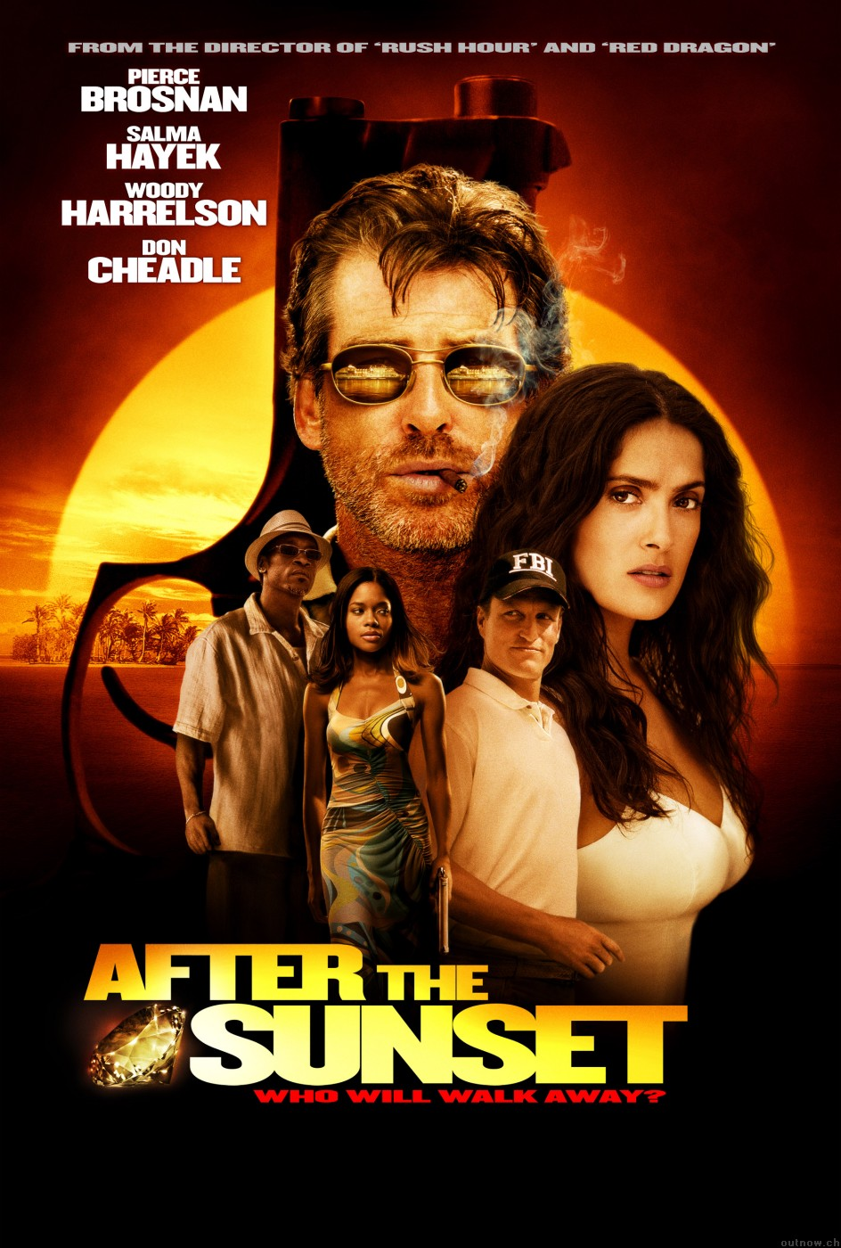"poster for ""After The Sunset"" by Brett Ratner (2004)"