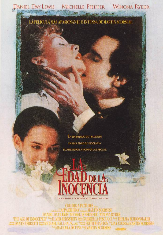 "poster for ""Age of Innocence, The"""