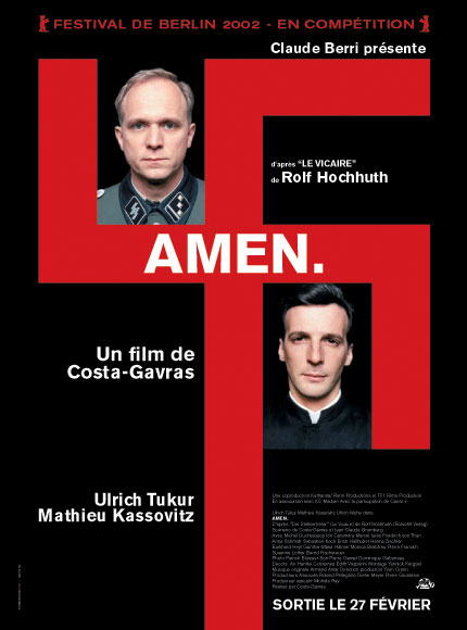 "poster for ""Amen&quot"