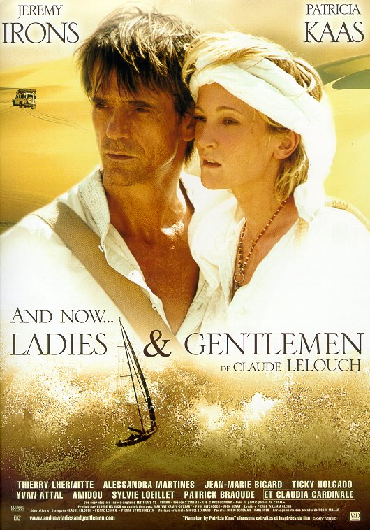 "poster for ""And Now... Ladies and Gentlemen"""