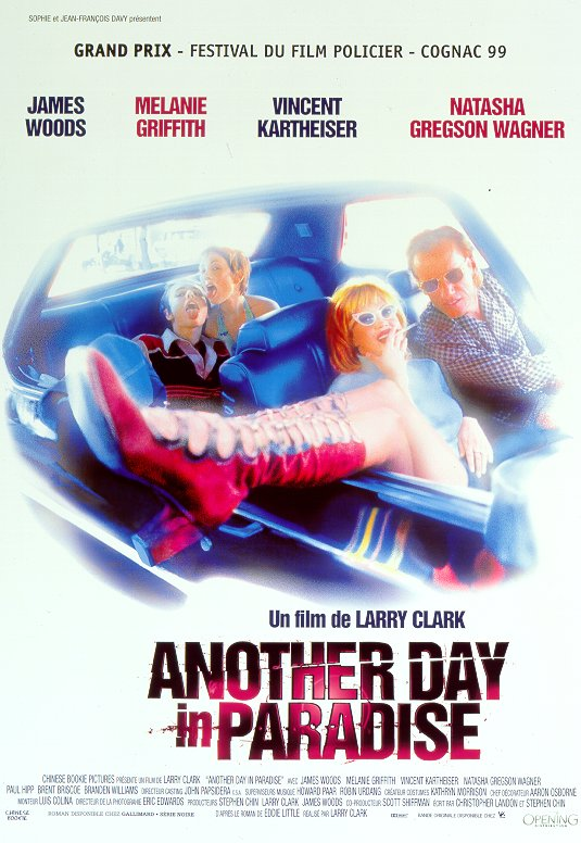 "poster for ""Another Day in Paradise"" by Larry Clark(1998)"