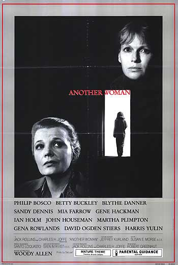 "poster for ""Another Woman&quot"