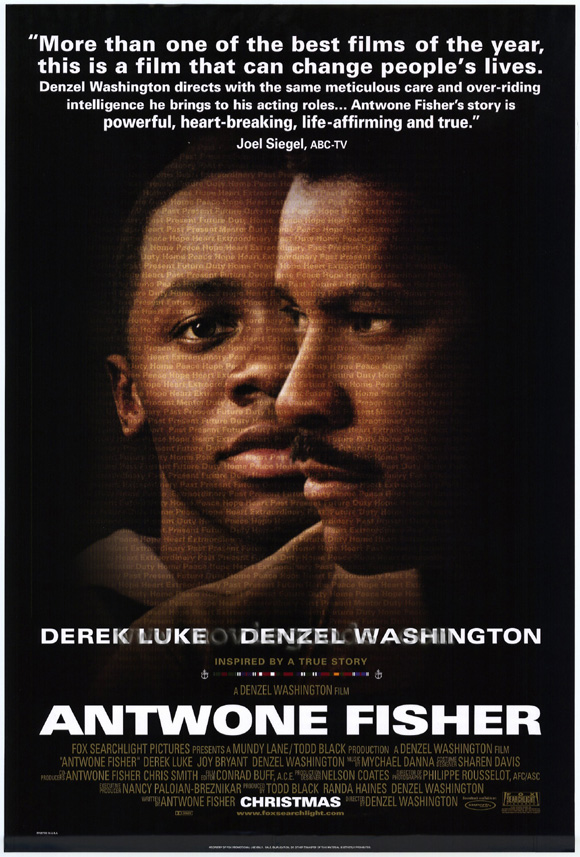 antwone fisher synopsis Antwone fisher (played by derek luke) is a good sailor who is doing well in the us navy except for his anger and his tendency to fight at the slightest provocation.