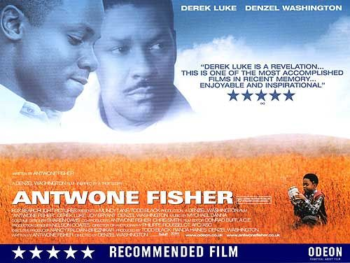 "poster for ""Antwone Fisher&quot"