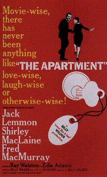 "poster for ""Apartment, The"""