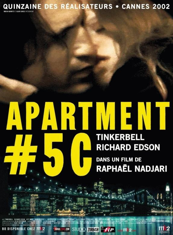 "poster for ""Apartment #5C"" by Rapha�l Nadjari(2002)"