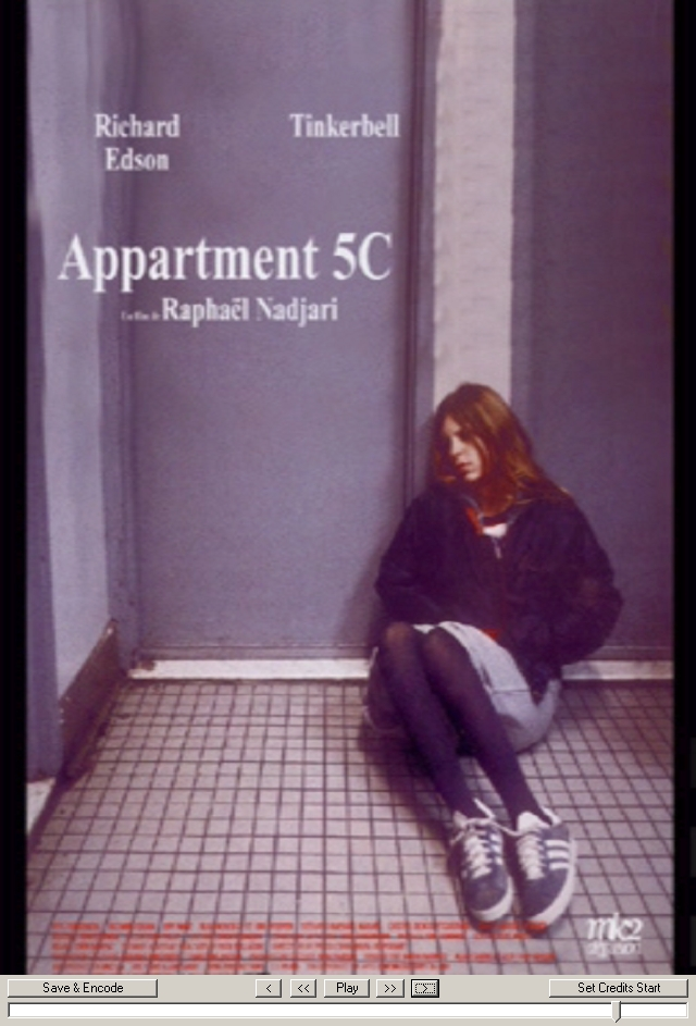"poster for ""Apartment #5C&quot"
