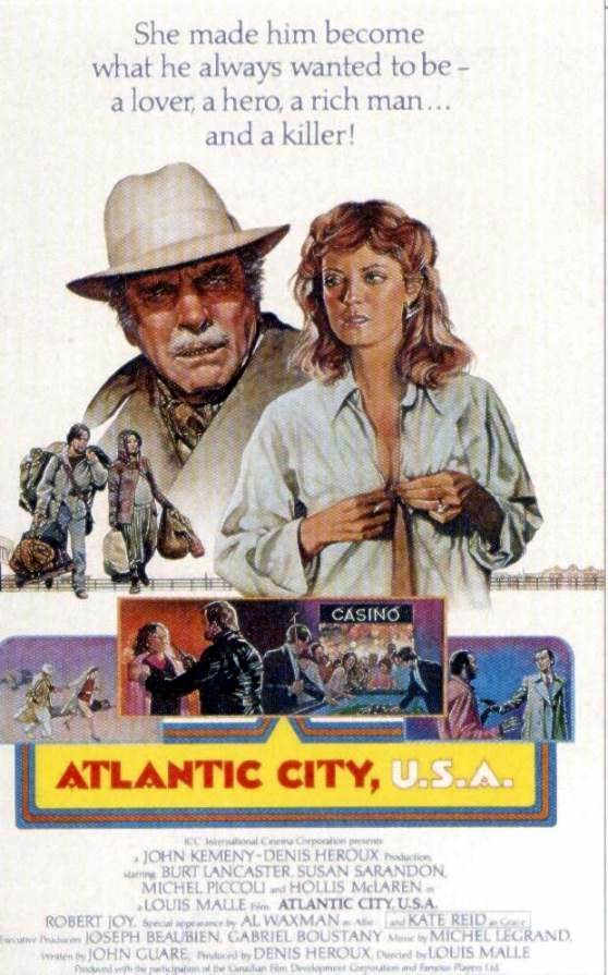 "poster for ""Atlantic City&quot"