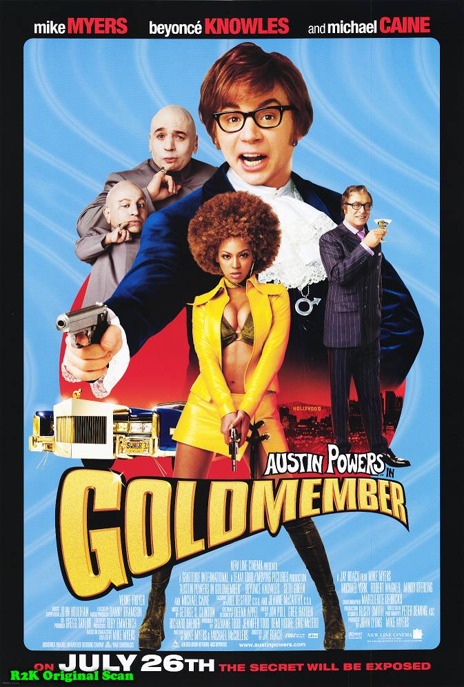 Austin powers 3 Goldmember