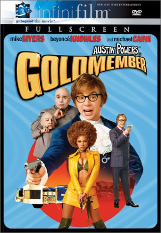 "poster for ""Austin Powers in Goldmember&quot"