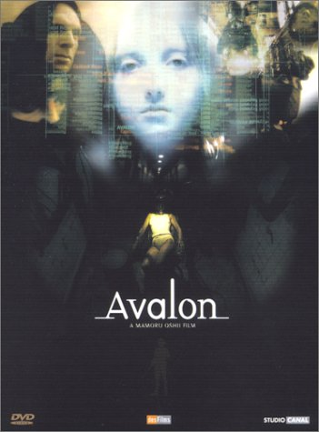 "poster for ""Avalon&quot"
