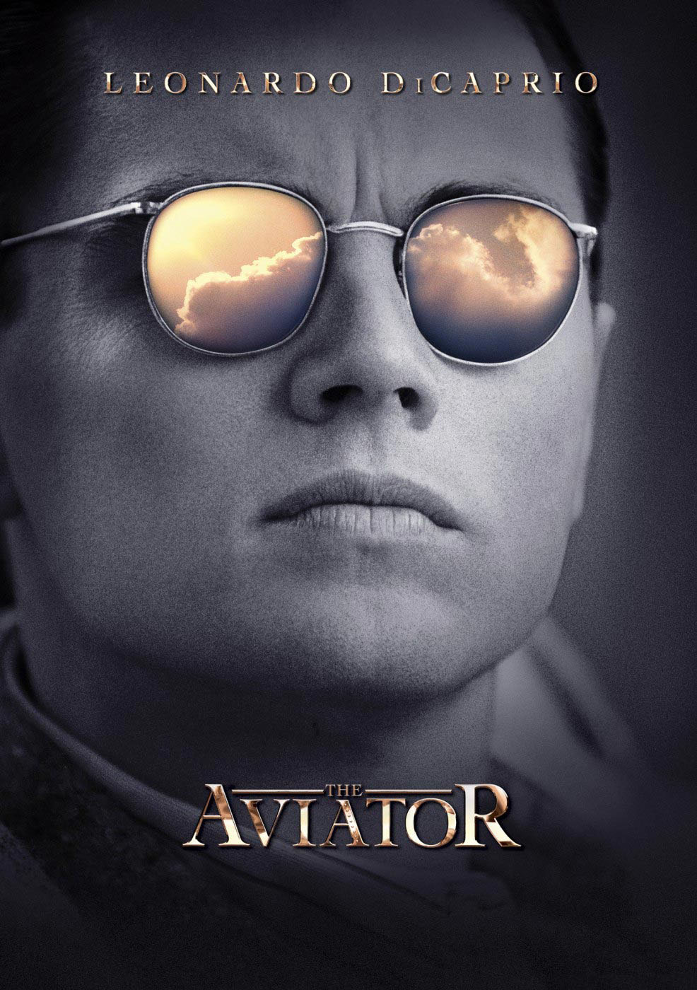 "poster for ""Aviator, The"" by Martin Scorsese(2004)"
