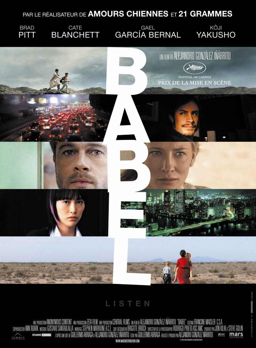 "poster for ""Babel&quot"