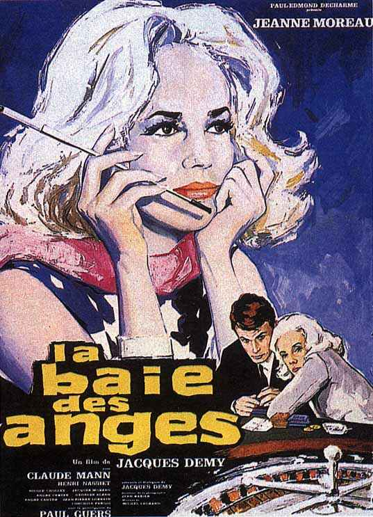 "poster for ""Baie des anges, La&quot"