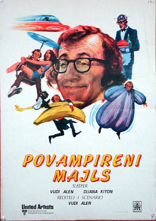 "poster for ""Bananas&quot"