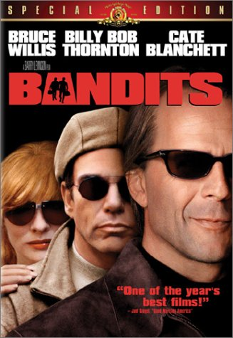 "poster for ""Bandits&quot"