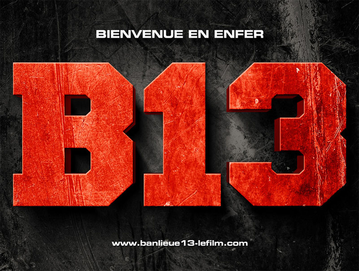 "poster for ""Banlieue 13&quot"