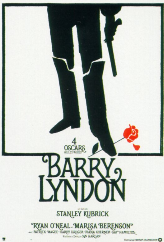 "poster for ""Barry Lyndon&quot"