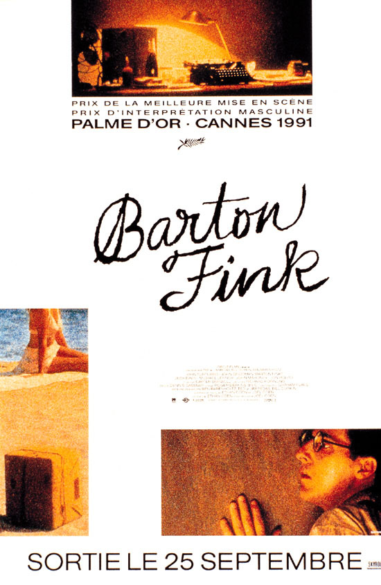 "poster for ""Barton Fink&quot"