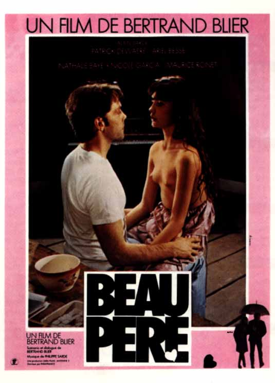 "poster for ""Beau-P�re"" by Bertrand Blier(1981)"