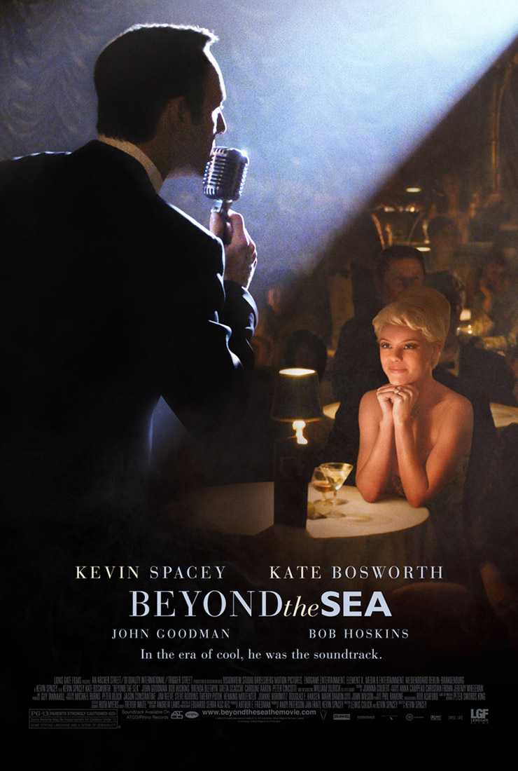 "poster for ""Beyond the Sea"" by Kevin Spacey(2004)"