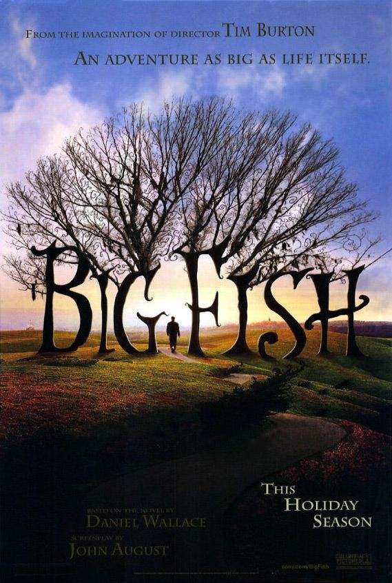 movie posters for movieid 982 big fish