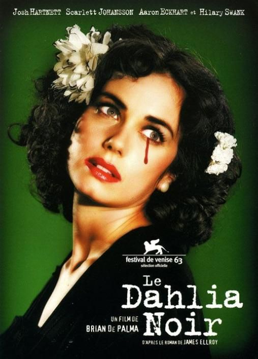 "poster for ""Black Dahlia, The&quot"