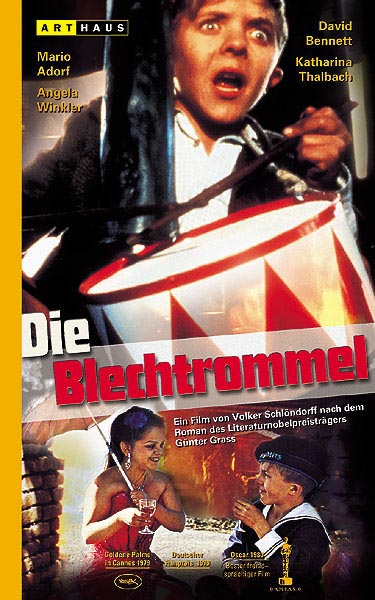 "poster for ""Blechtrommel, Die (The Tin Drum)"" by Volker Schl�ndorff(1979)"