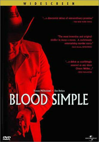 "poster for ""Blood Simple&quot"