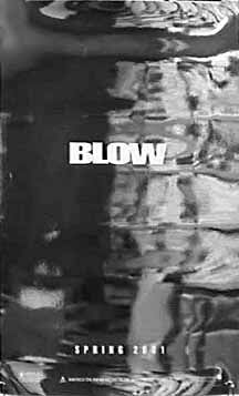 "poster for ""Blow&quot"