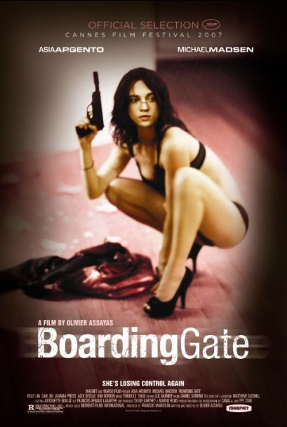 "poster for ""Boarding Gate&quot"