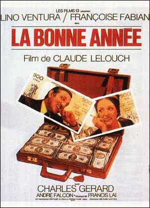 "poster for ""Bonne Ann�e, La"""