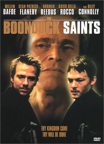 "poster for ""Boondock Saints, The&quot"