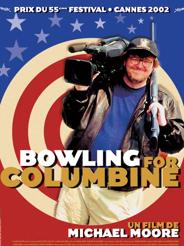 "poster for ""Bowling For Columbine&quot"