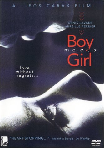 "poster for ""Boy Meets Girl&quot"