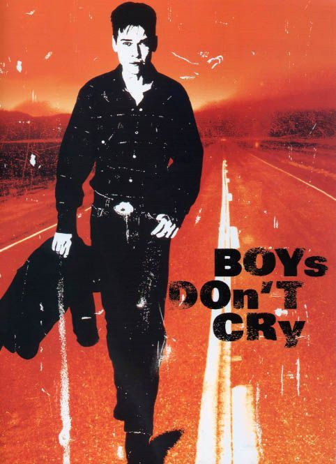 "poster for ""Boys Don't Cry"""