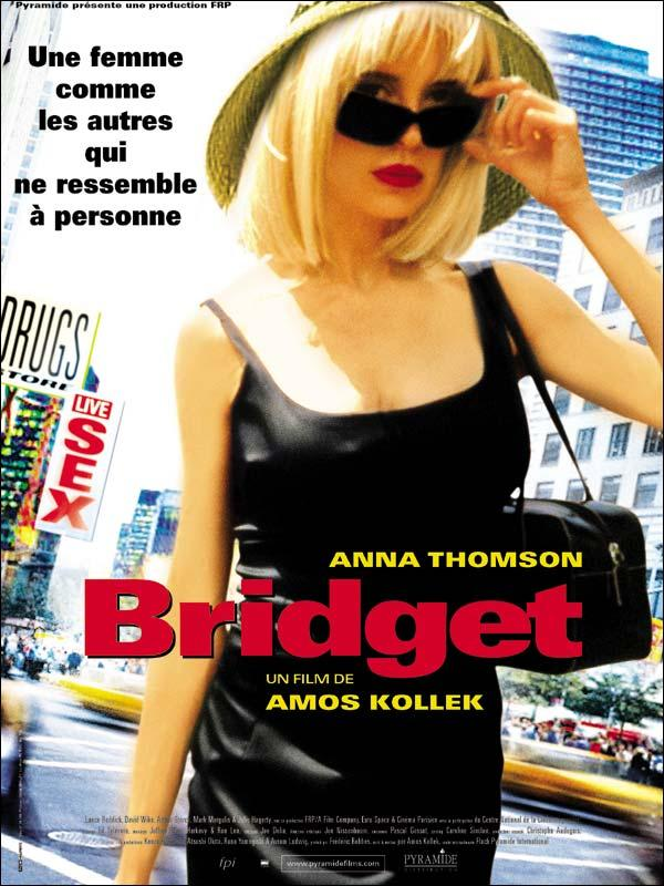 "poster for ""Bridget"" by Amos Kollek(2002)"