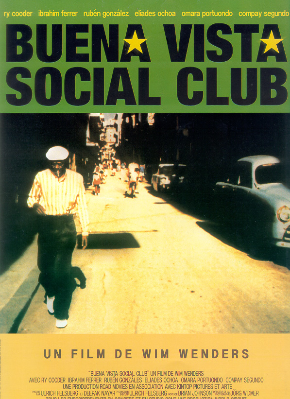 "poster for ""Buena Vista Social Club"""