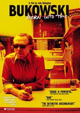 "poster for ""Bukowski,  Born Into This"""