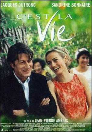 "poster for ""C'est la Vie"" by Jean-Pierre Am�ris(2001)"