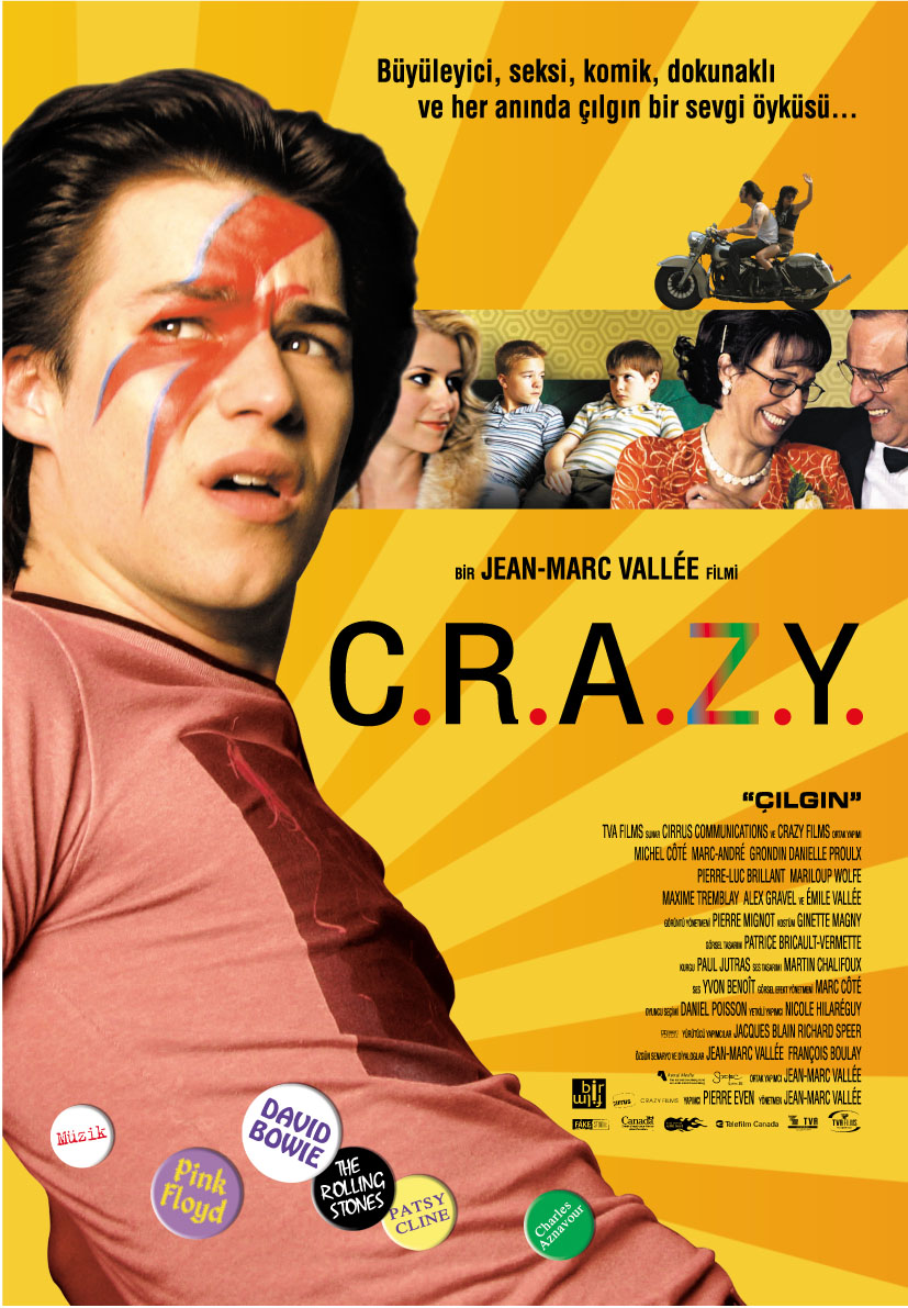 Poster for &;c.r.a.z.y.&;