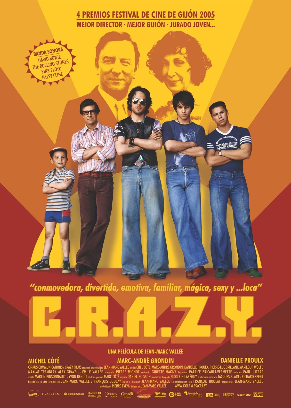 "poster for ""C.R.A.Z.Y."""