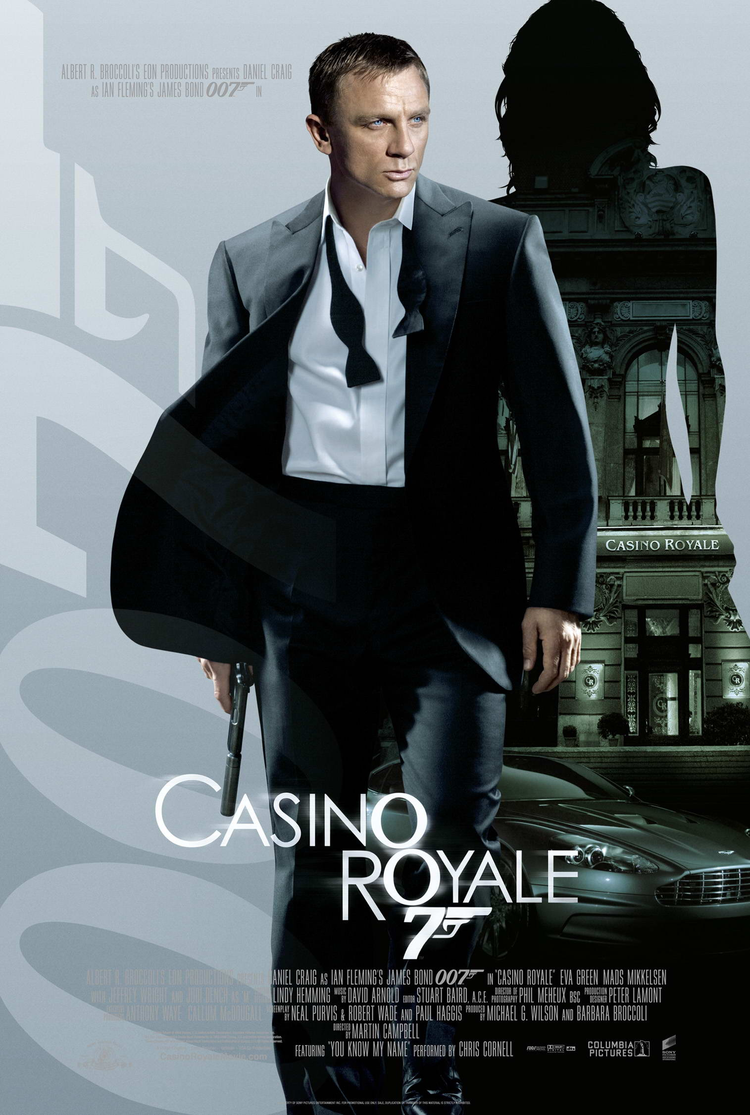 casino royale 2006 movie poster