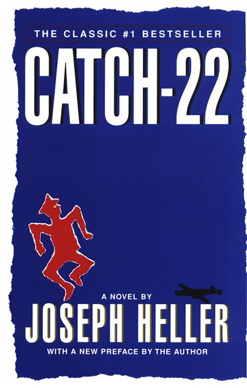 "poster for ""Catch 22&quot"