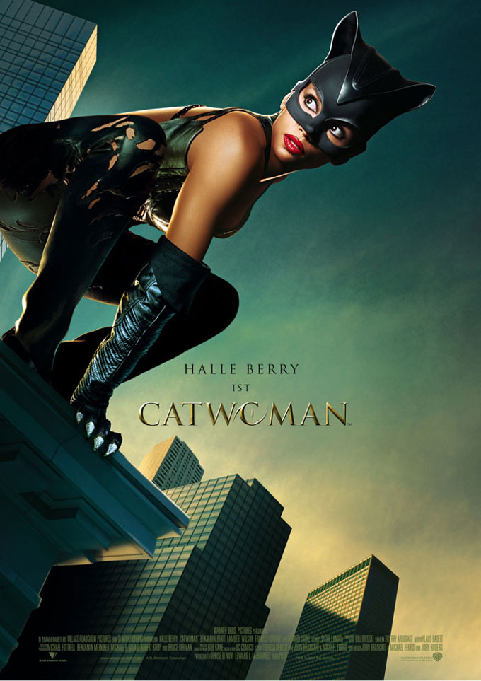 "poster for ""Catwoman&quot"