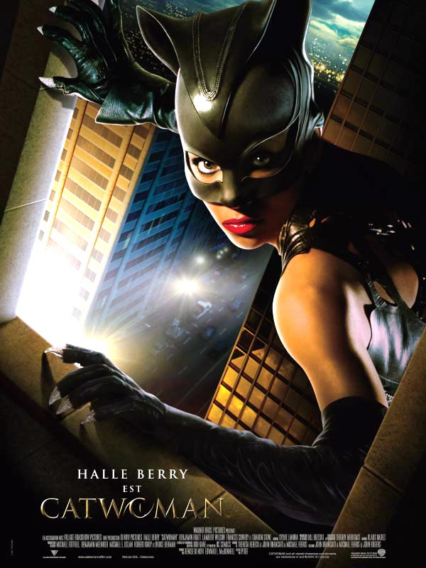 Halle Berry Catwoman Hot. Catwoman starring Halle Berry